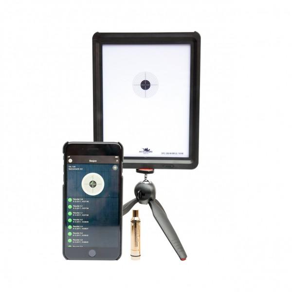 Accurize-Shooting-System-Cal.-6-5x55-Komplett-skiveenhet-og-laser-39300