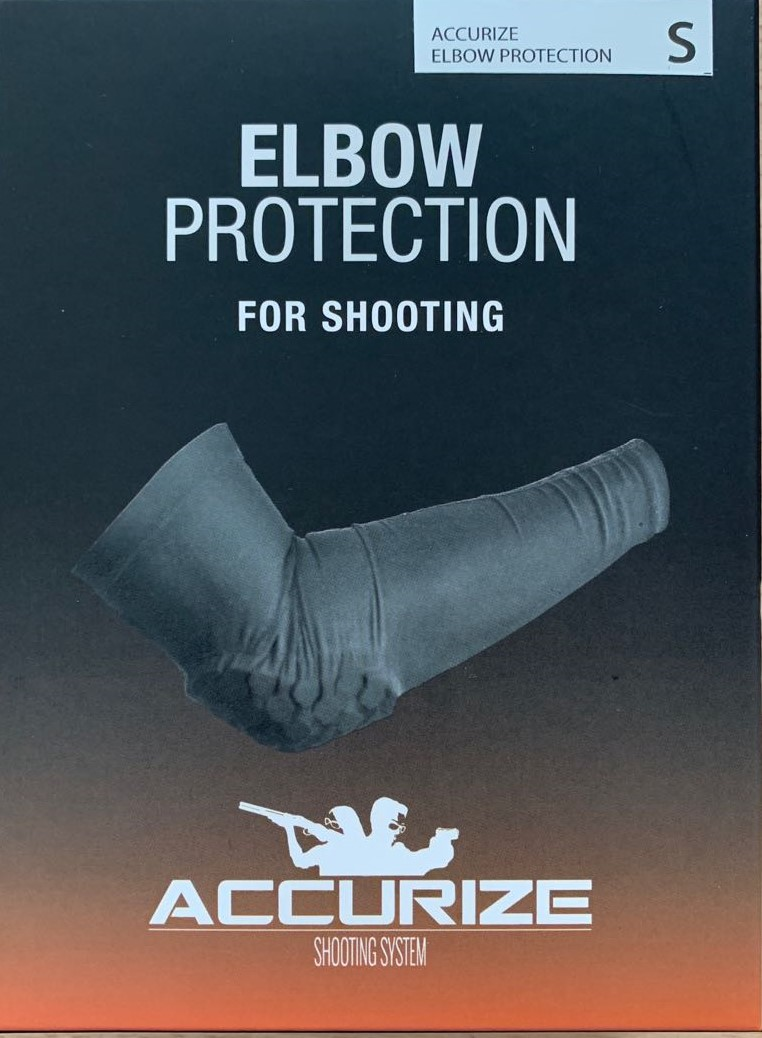 Accurize elbow protection for shooting - copy Image